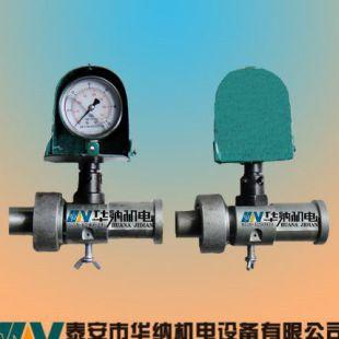 华纳机电DZY-60直读式单体支柱测压表