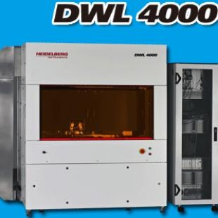 德國海德堡Heidelberg 激光直寫光刻機DWL 2000,DWL 4000