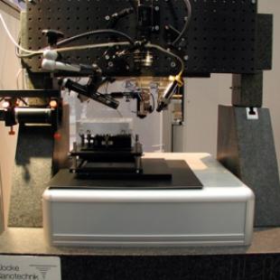 德国Klocke Nanotech纳米级三维测量仪3D Nanofinger