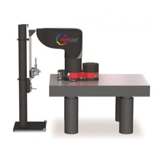 OptiCool 超精準全開放強磁場低溫光學研究平臺