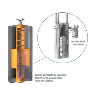 Atto 低温强磁场原子力/磁力扫描霍尔显微镜