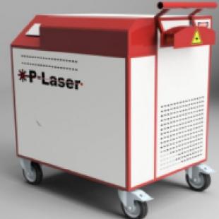 比利时 P-Laser 激光清洗机