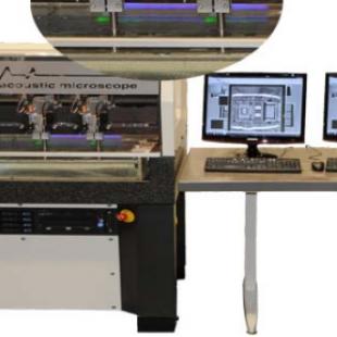 KSI V-duo 双探头超声波扫描显微镜系统