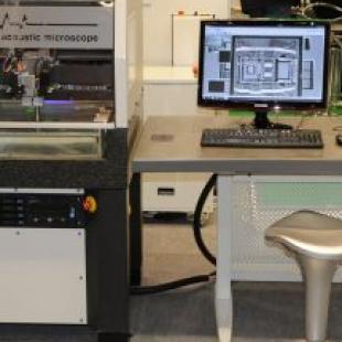 德国KSI单探头多用途超声波扫描显微镜 V400E