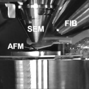 AFMinSEM 德国 Nano analytik(ParcanNano)针尖电子束光刻与扫描电子显