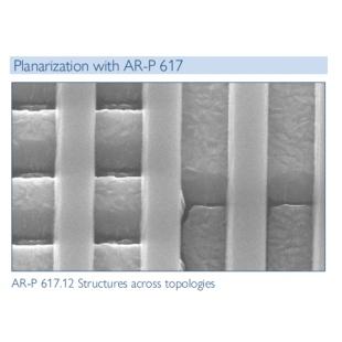 德国Allresist AR-P617 电子束光刻胶