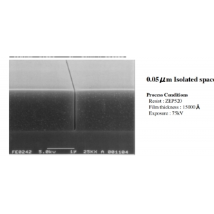ZEP520A 电子束光刻胶