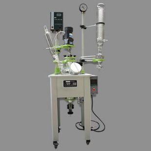 河南益源F系列10-30L单层玻璃反应釜