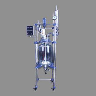 河南益源S212系列10-25L雙層玻璃反應釜