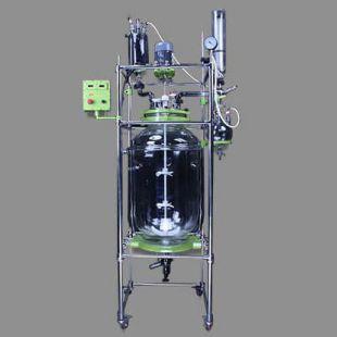 河南益源S212系列50-150L双层玻璃反应釜
