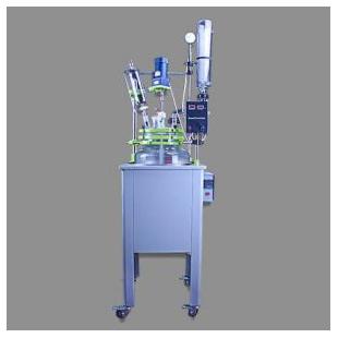 河南益源F系列50-150L单层玻璃反应釜