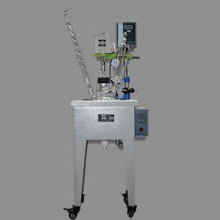 河南益源F系列1-5L单层玻璃反应釜