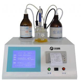艾科瑞德AKD-A8全自動卡氏微量水分測定儀