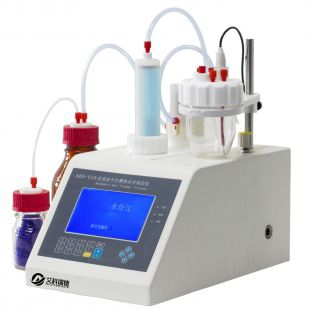 艾科瑞德AKD-V10全自动卡尔费休容量法水分仪
