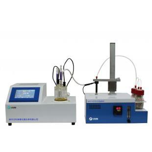 艾科瑞德AKD-KS2000多功能卡爾費休水分測定儀