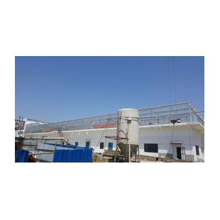 太阳能药渣烘干温室系统