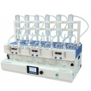 金祥龙  CH-6000型全自动智能蒸馏仪
