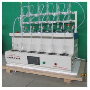 金祥龍  一體化蒸餾儀CH-6000