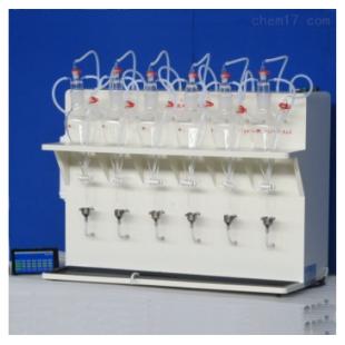 金祥龙  索氏提取器 脂肪抽出器脂肪提取仪SXT-06