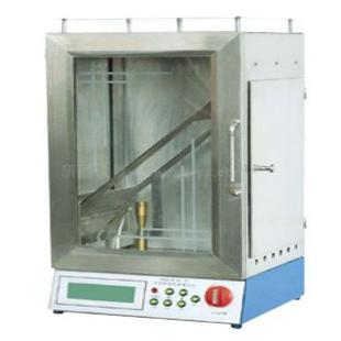 YG815B织物阻燃性能测试仪大45°法