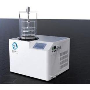 真空冷冻干燥机LGJ-10G压盖型