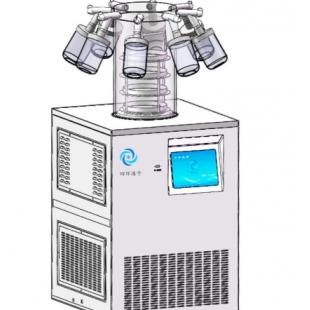 真空冷冻干燥机LGJ-12D电加热标准型