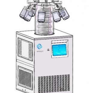 真空冷冻干燥机LGJ-12D标准型