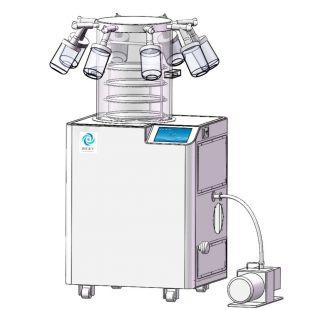 真空冷冻干燥机LGJ-25D标准型