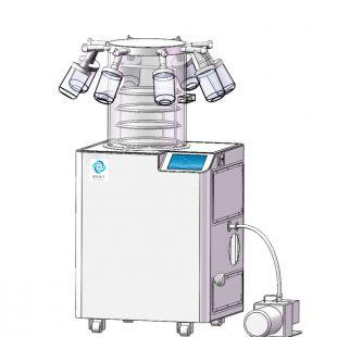 真空冷冻干燥机LGJ-25G标准型
