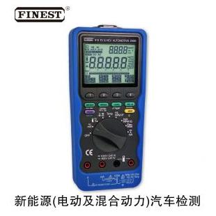 F816新能源汽车检测万用表