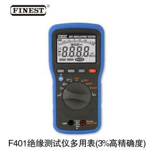 F401绝缘电阻测试仪