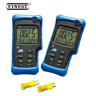 F625IP67防水2路温度记录仪