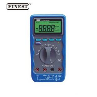 F701 3 3/4位自動量程數字萬用表