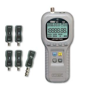 F901高精度TDR电缆断点/短路点定位仪
