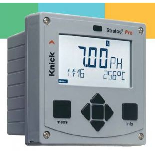 knick双线式pH/ORP、电导率或氧含量分析仪