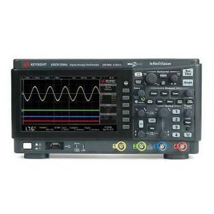 是德DSOX1204A安捷倫Agilent數字示波器