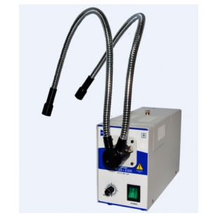 VID-100單孔鹵素外接光源