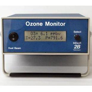 美國2B臭氧分析儀Model 202紫外臭氧分析儀