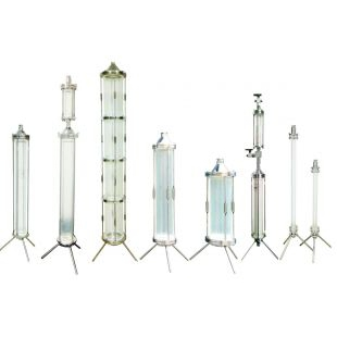 中压玻璃柱 层析柱