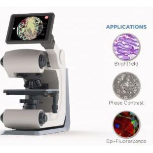 顯微鏡之ECHO Revolve正倒置一體顯微鏡