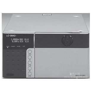 岛津 LC-20AD 液相色谱仪