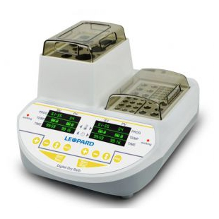 智能双温干式恒温器(金属浴)GT120系列