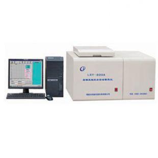 生物质燃料颗粒热值测定仪 高精度微机全自动量热仪