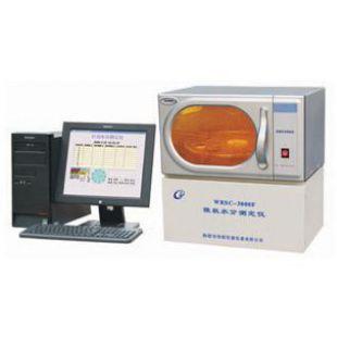 创新 微机水分测定仪WBSC-3000F