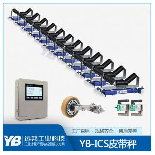 远邦工业科技 YB-GZK 高精度电子皮带秤