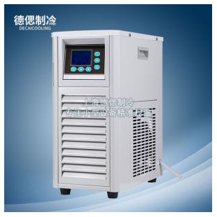 上海德偲水冷型小型冷水机