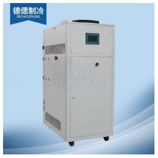 上海德偲水冷式小型冷水机
