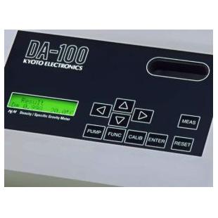 日本京都KEM经济型数字密度计/比重计DA-100