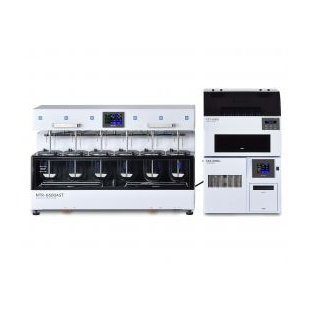 TOYAMA恒温水浴式溶出测试仪NTR-6600/8600