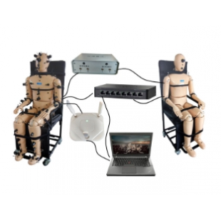 kanomax加野 汽车空调假人系统